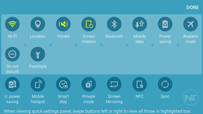 25 toggles note 5