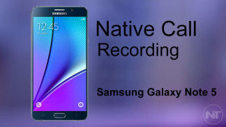 call recording note 5