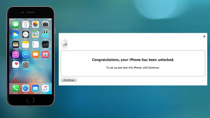 Iphone  Plus Carrier Unlock