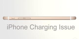 iphone charging problem fix