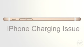 iphone charging problem fix