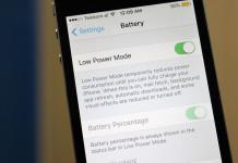 low power mode ios 9