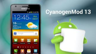 cyanogenmod 13 marshmallow galaxy s2