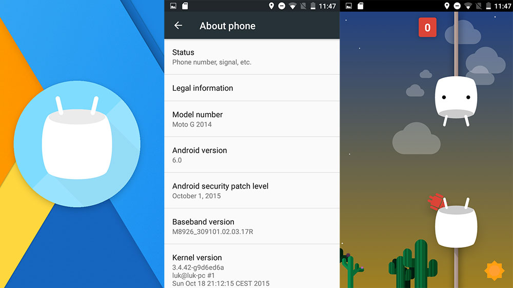 Moto G 2014 Receives CyanogenMod 13 Android 6 0 Marshmallow ROM