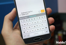 fix keyboard lag galaxy s6