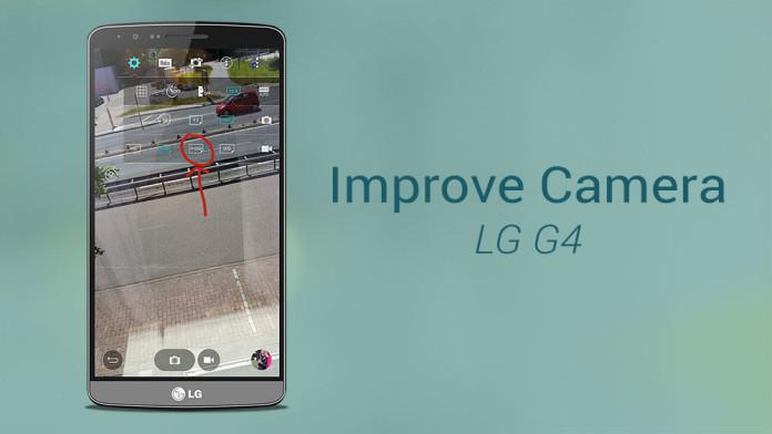 improve camera lg g4