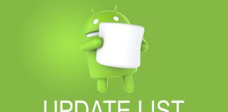 marshmallow update list date