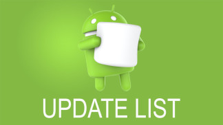marshmallow update list date