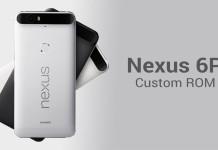 nexus 6p custom rom