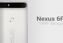 nexus 6p twrp backup