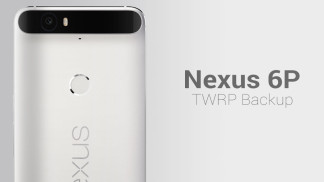 nexus 6p twrp backup