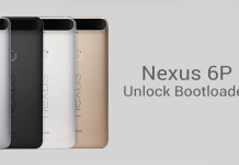 nexus 6p unlock bootloader