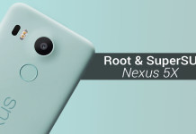 root supersu nexus 5x