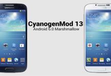 cyanogenmod 13 galaxy s4 rom