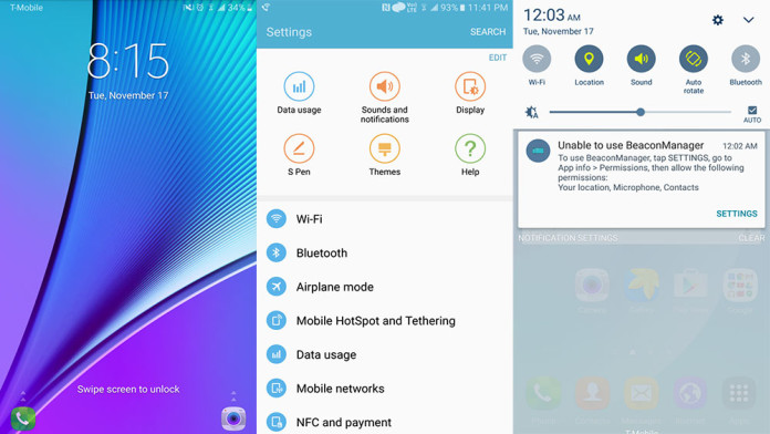 galaxy note 5 marshmallow odin flash