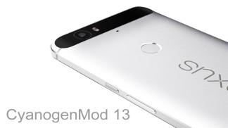 nexus 6p cyanogenmod 13 nightly