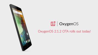 oneplus oxygen 2.1.2 ota