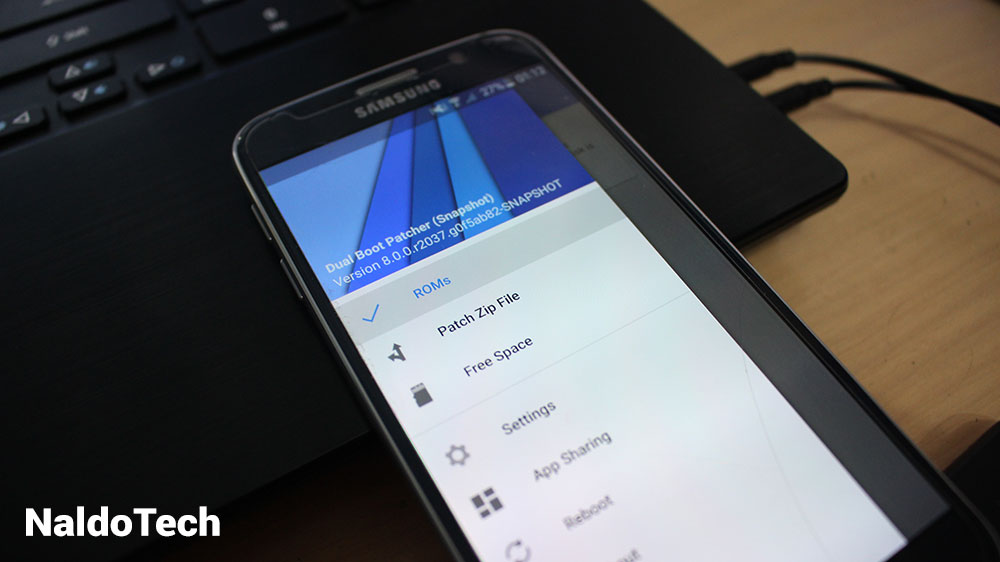How To Dual Boot TouchWiz And CM13 ROMs on Galaxy S6 - NaldoTech