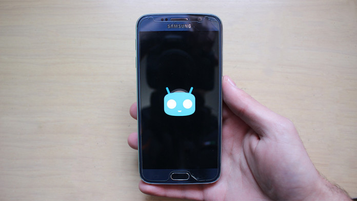 galaxy s6 cyanogenmod 13 rom