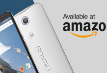 nexus 6 deal discount amazon