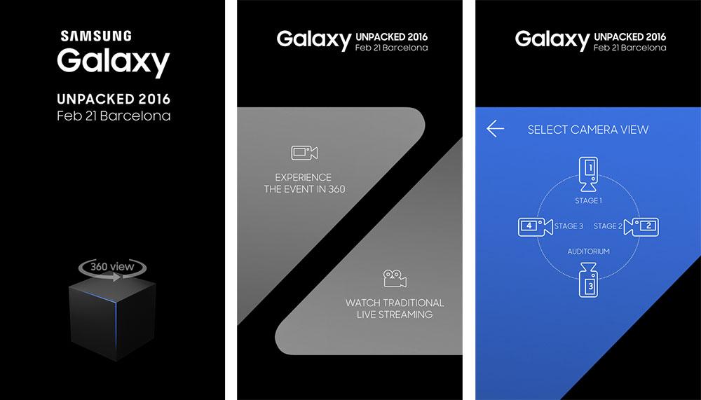 galaxy s7 livestream