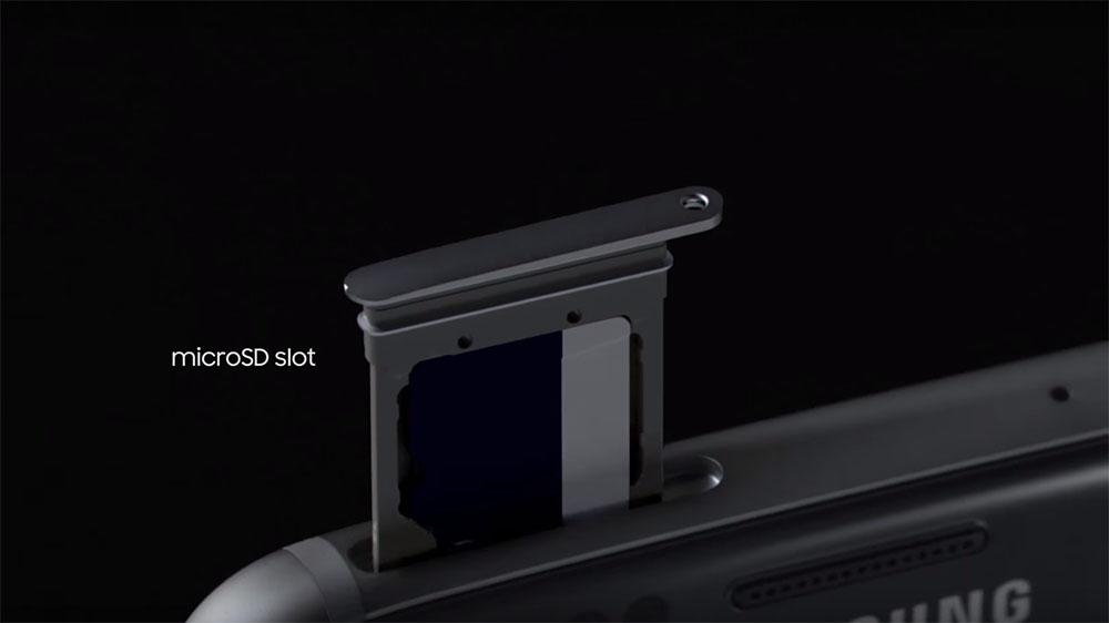 galaxy s7 microsd card support
