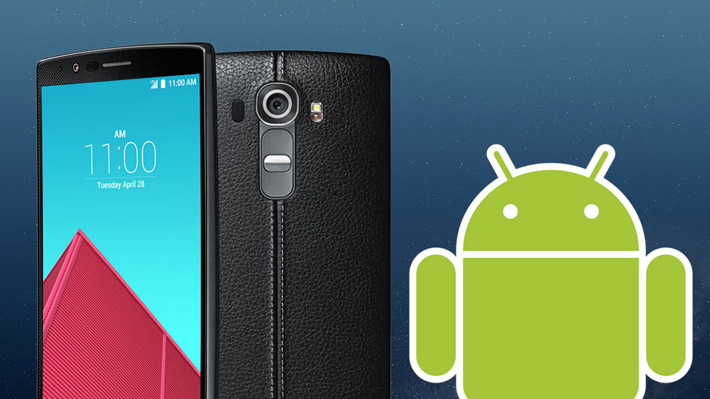 Install Flashable KDZ & ZIP Marshmallow 20i ROM on LG G4