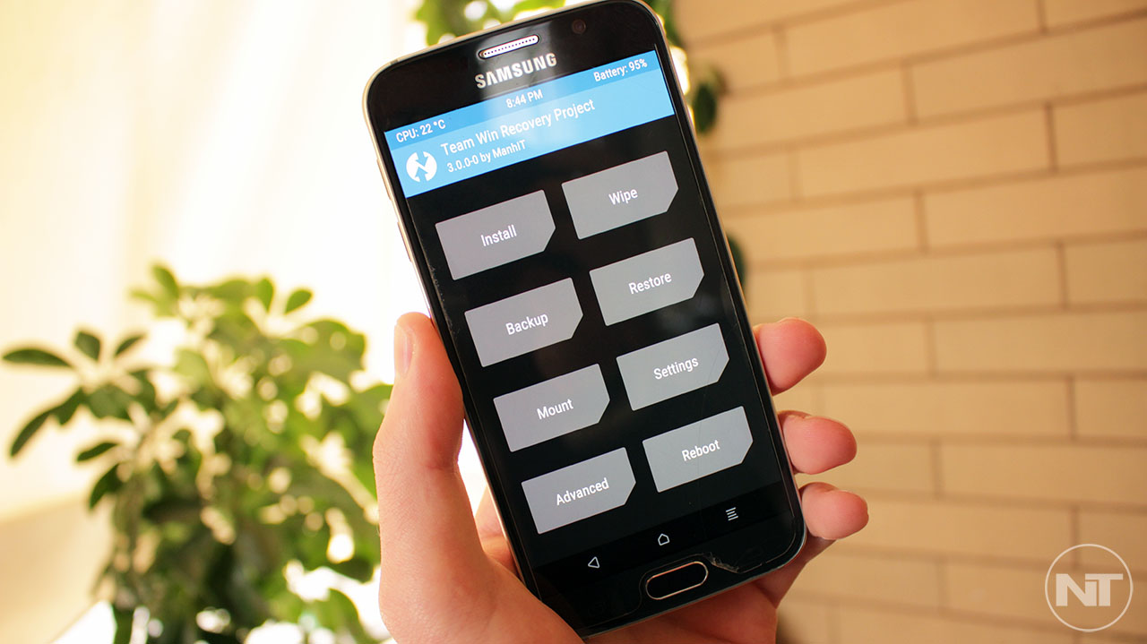 Install TWRP Recovery on Galaxy S7/S7 Edge Marshmallow