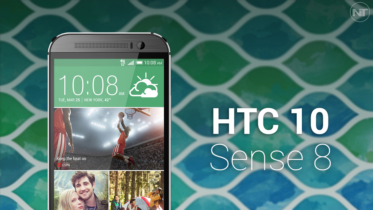 Install HTC 10 Sense 8 Marshmallow ROM Port On HTC One M8 - NaldoTech