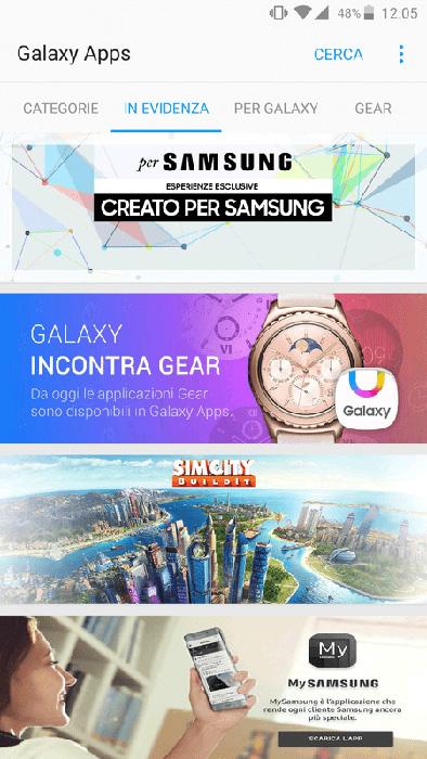 galaxy note 7 galaxy apps