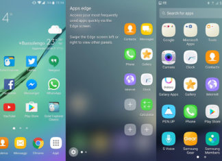 galaxy note 7 launcher apk install