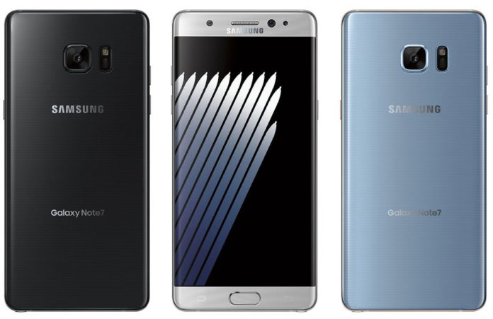 Install TWRP Recovery on Samsung Galaxy Note 7 With Odin [SM