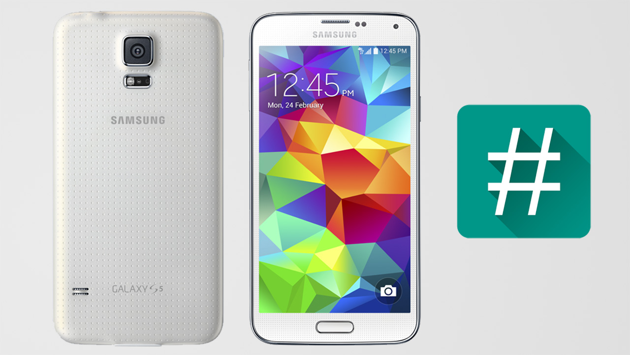 Root & Install TWRP on Samsung Galaxy S5 Android 6 0 1 Marshmallow
