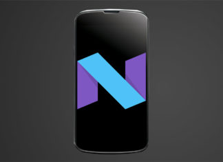 nexus 4 android 7.0 nougat aosp rom install