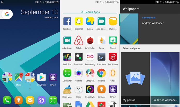 Download google pixel launcher apk wallpapers working for Wallpaper home launcher