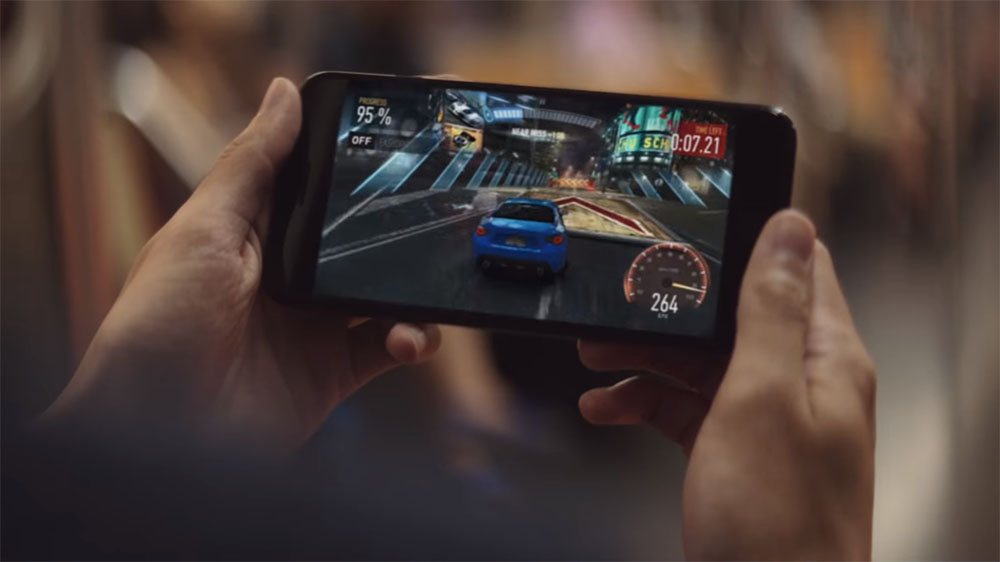iphone 7 a10 gaming