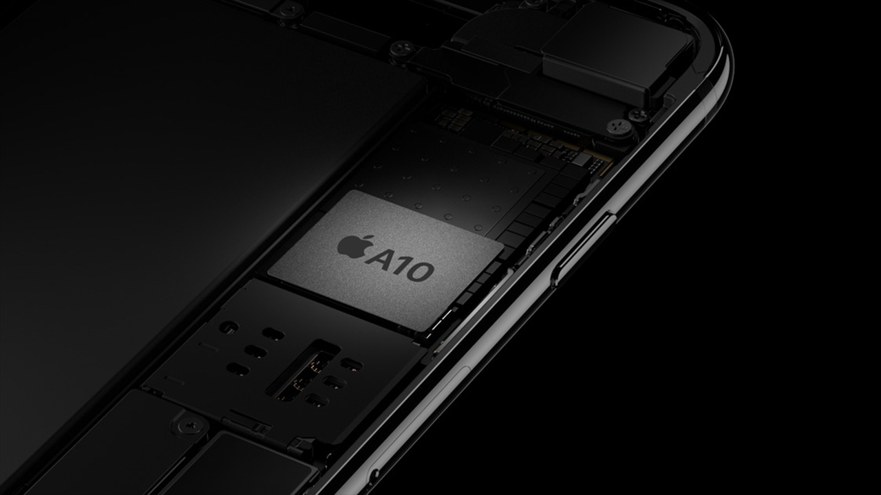 iphone 7 plus a10 fusion chip