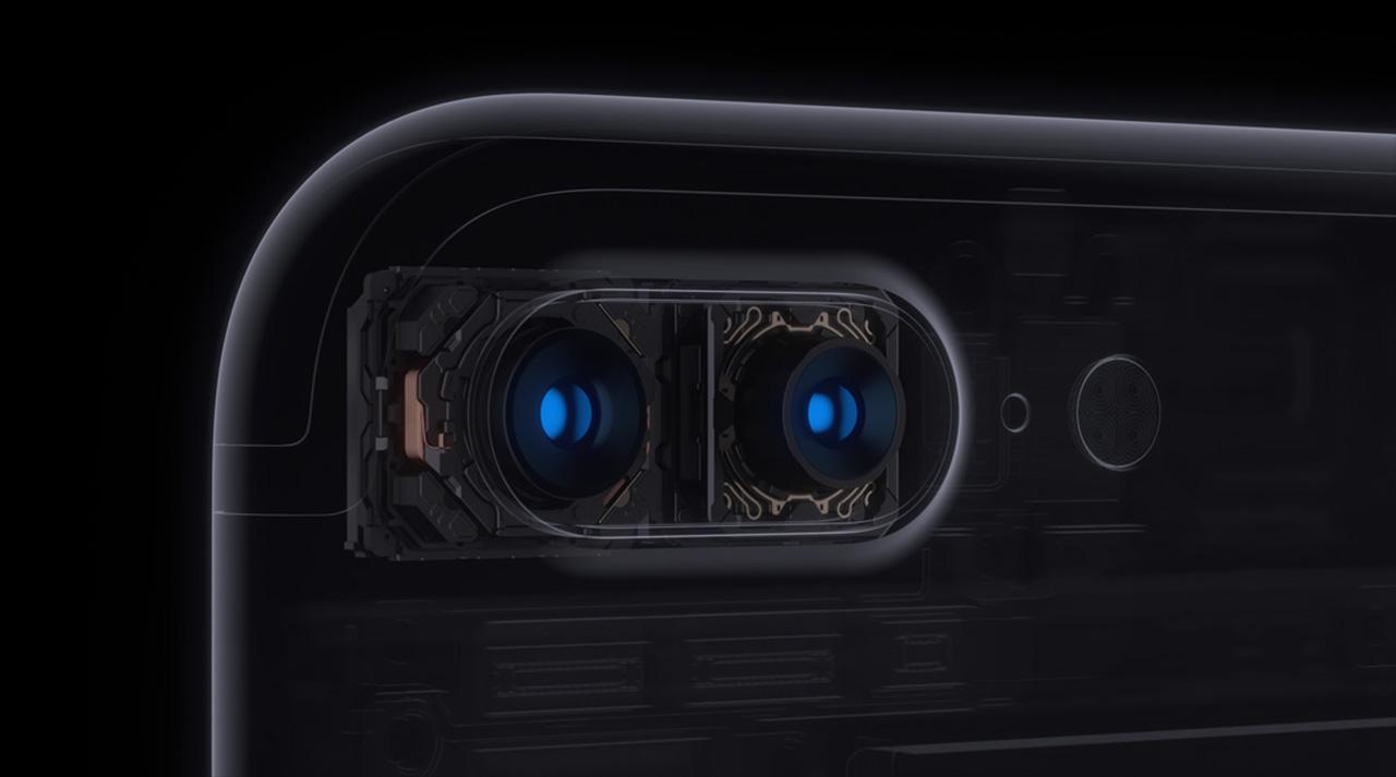 iphonw 7 plus dual camera