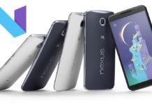 nexus 6 android 7.0 nougat update
