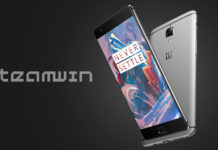 twrp oneplus 3 img install