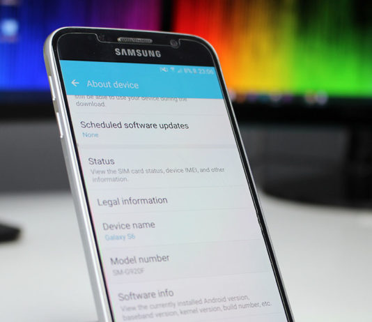 galaxy s6 nougat 7.0 download install