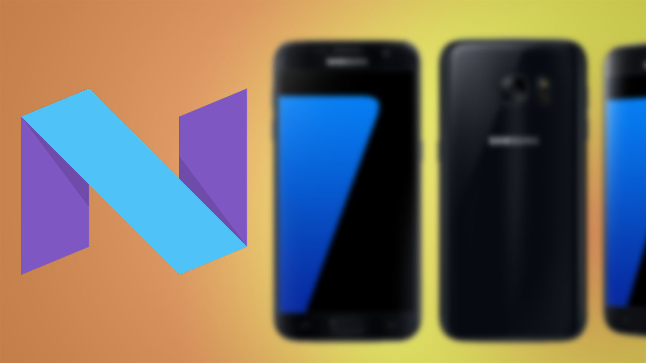 Install 7 0 Nougat Firmware on Galaxy S7 SM-G930F with Odin - NaldoTech
