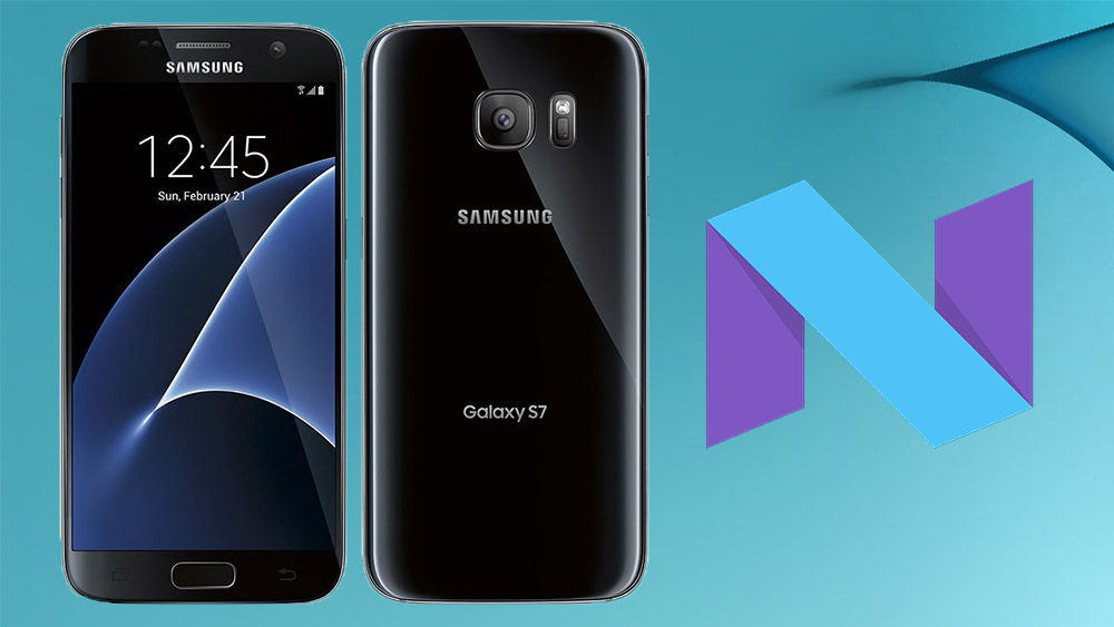 How To Flash Galaxy S7 [SM-G930F] Android 7 0 Nougat Official