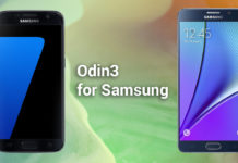 latest odin version samsung galaxy nougat
