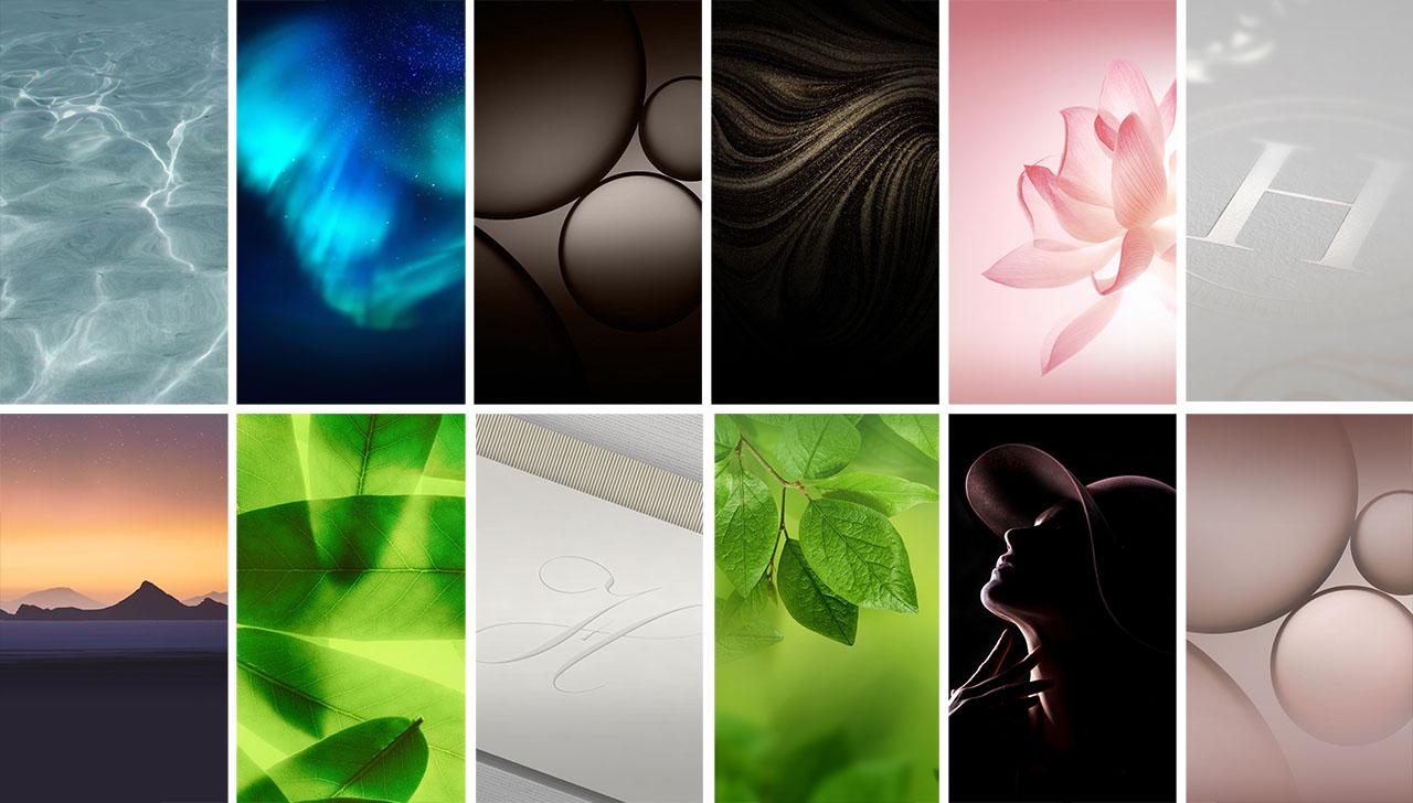 download huawei p10 stock wallpapers
