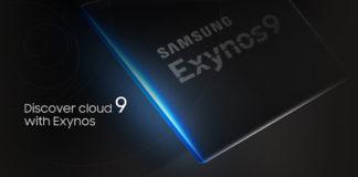 exynos 9 series 8895 galaxy s8