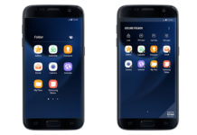 install galaxy s7 secure folder nougat