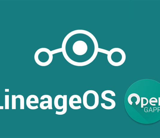 lineageos 14.1 google apps gapps download install