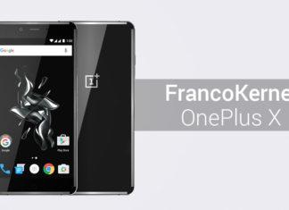 francokernel oneplus x install