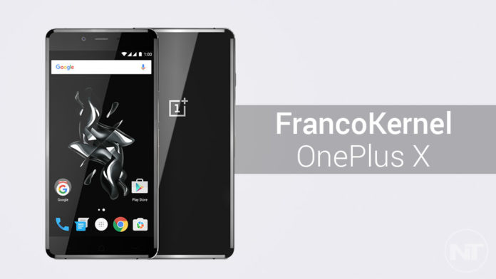 francokernel oneplus x install